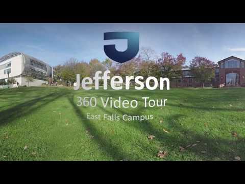 Jefferson East Falls Campus 360 VR Tour