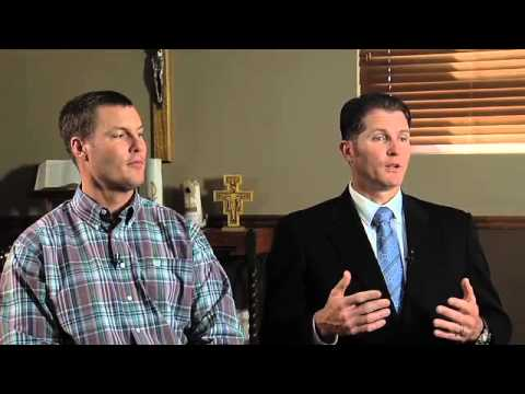 Mike Sweeney and Philip Rivers NFP Interview - YouTube