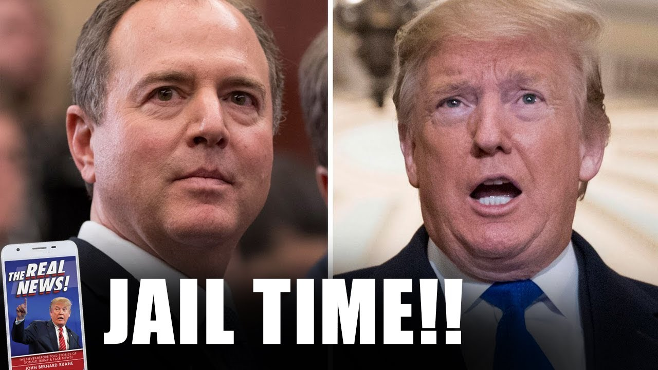 HE HAS BEEN LYING FOR THE PAST TWO YEARS!! Adam Schiff About To Be THROWN In GITMO SOON For This