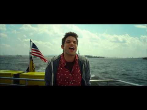 Jeremy Jordan - Moving Too Fast - The Last Five Years (2014)
