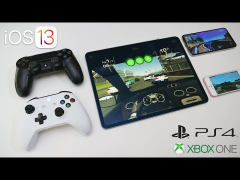 iOS 13 -  How to Connect PS4 or Xbox One Controller to Play iOS Games