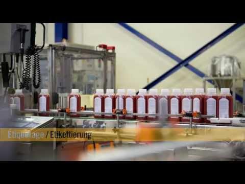 Vidéo d'entreprise Reitzel Suisse