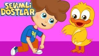 Yapabilirim ve Sevimli Dostlar ile 75Dk Çizgi Film Çocuk Şarkıları | Kids Songs and Nursery Rhymes