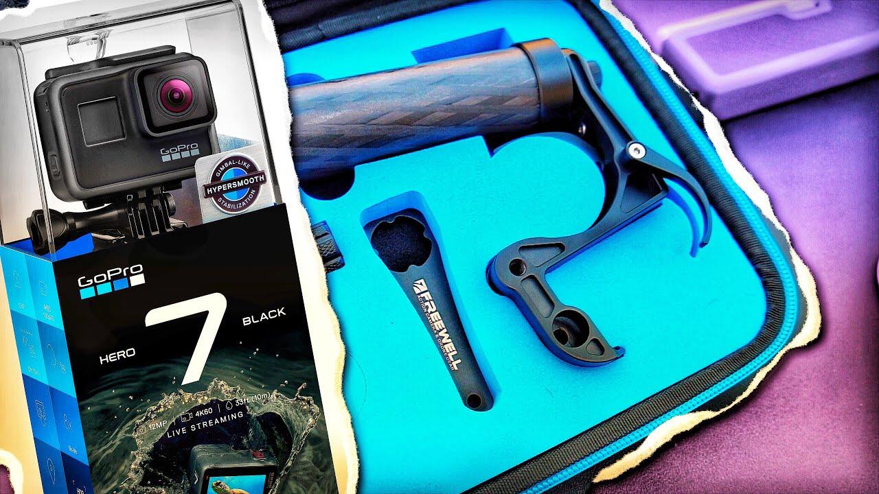 Top Notch GoPro Hero 7 Accessories!