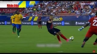 Tin Thể Thao 24h Hôm Nay (19h - 15/7): Kết Quả Vòng Bảng Gold 2017 -Costa Rica Hạ Đẹp French Guiana