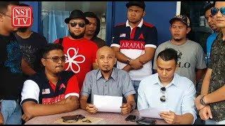 Perak PPBM lodges police reports