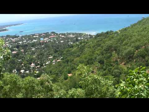 Mountain in beautiful East Timor part 1
