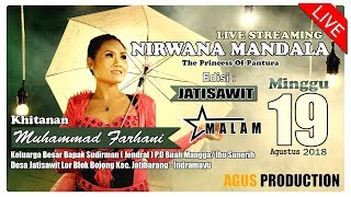 "Download Video LIVE STREAMING NIRWANA MANDALA "" SUSY ARZETTY "" DESA JATISAWIT LOR  EDISI : MALAM 19-08-2018 MP3 3GP MP4"