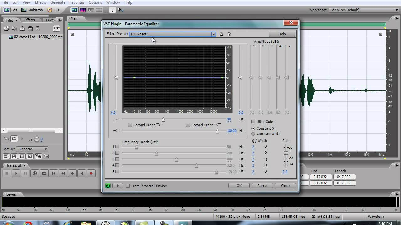 Mastering The Audition (1)