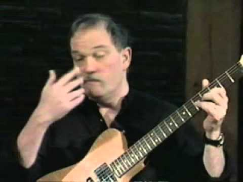 Guitar Lesson) John Abercrombie   Concepts For Jazz Guitar Improvisation