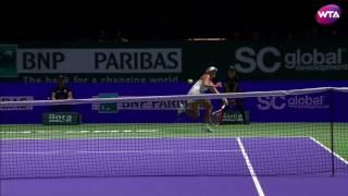 2016 WTA October Shot of the Month | Angelique Kerber