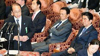 Shinzo Abe denies lobbying for friend