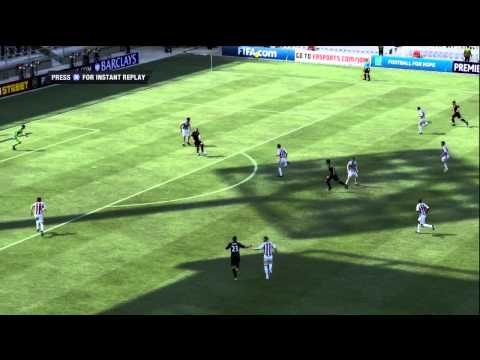 FIFA 12 - Fulham FC - Manager Mode Commentary - Episode 4 -