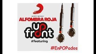 SIGALA (@SigalaMusic) recibe DISCO DE ORO en Alfombra Roja #UPFRONT #SonyMusic #EnPOPados