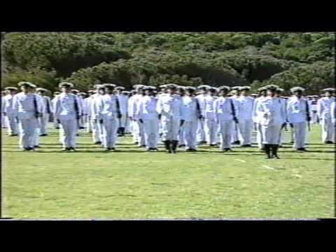 1989 SA Marines Eagle Viking parade part 1