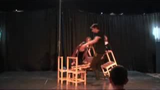 film spectacle cirque au lpa de mirande