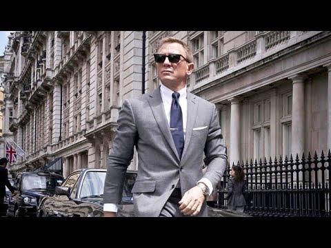 James Bond  (2020) Official Full New Movie