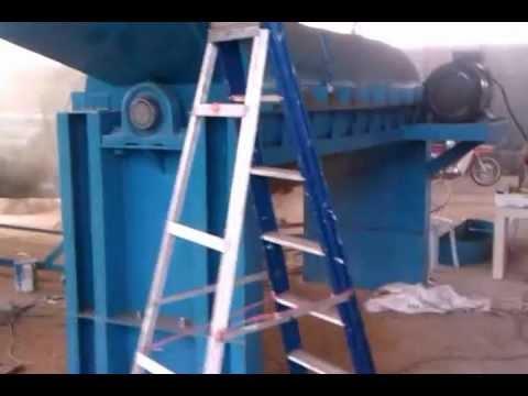 Palm / Coconut Fiber Extracting Machine
