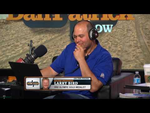 Larry Bird on The Dan Patrick Show (Full Interview)