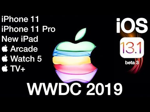 Презентация WWDC 2K19 iOS 13 бета 3 - Apple Experts