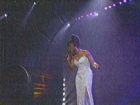 REGINA BELLE honors MISS NANCY WILSON -SISTA / IF I COULD 1992