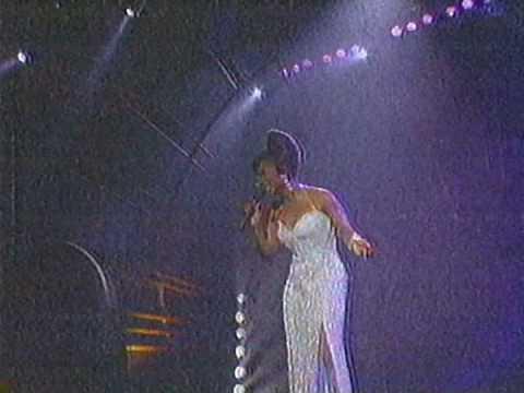 REGINA BELLE honors MISS NANCY WILSON -  SISTA / IF I COULD 1992