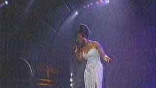 REGINA BELLE honors MISS NANCY WILSON -  SISTA / IF I COULD 1992