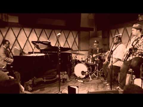 Nigel Hall Band- Everybody Wants To Rule the World (Rockwood Music Hall- Wed 2 16 11)