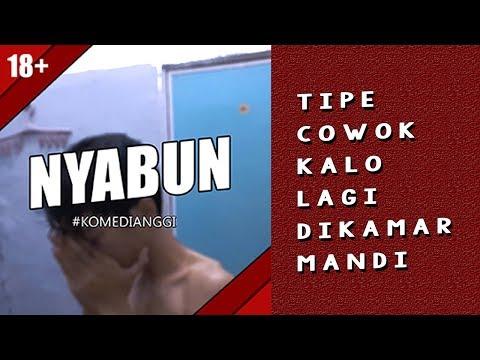 Tipe-Tipe Cowok DiKamar Mandi