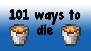 Minecraft - 101 Ways To Die - Part 1 (100 Sub Special)
