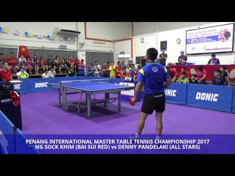 NG SOCK KHIM (BAI SUI RED) vs DENNY PANDELAKI (ALL STARS INDONESIA)