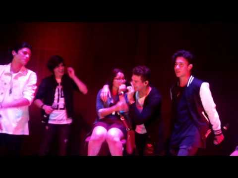 CNCO, STAY WITH ME, Show in Costa Rica