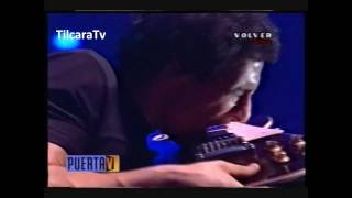 Divididos - Voodoo Child - Luna Park 2000 - Presentación Narigón del Siglo -