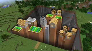 Minecraft DON'T SLEEP IN A SICK VILLAGE MOD / STAY AWAY FROM THESE ILL VILLAGERS !! Minecraft Mods