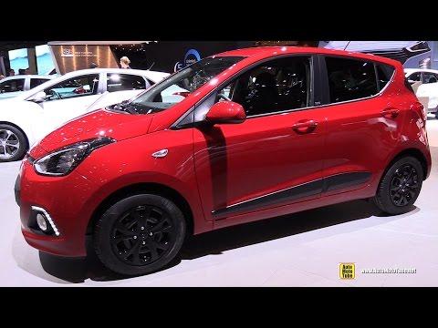 2016 Hyundai i10 GO - Exterior and Interior Walkaround - 2016 Geneva Motor Show