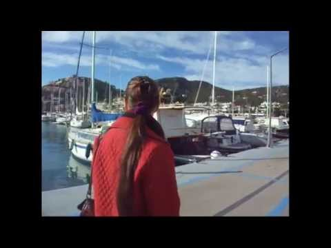 VIP Model Celine Präsentation 2014 Yachthafen Puerto de Andratx Mallorca Hafen de 2