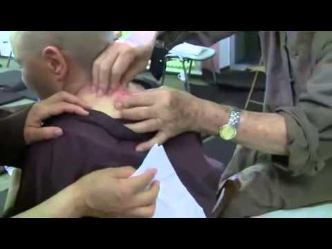 014 – Chữa bệnh đau cổ gáy vai lưng trên
