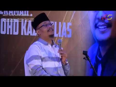 Tanda Orang Mewarisi SAKA - Ustaz Kazim Elias 2018