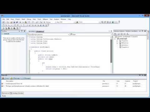 Tutorial .NET Framework C# Dia 3 .NET Framework,Ensamblado,CLR,CTS,C#,VB.NET,OO
