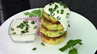 Как приготовить нежные и очень вкусные котлеты из яиц с зеленым луком.