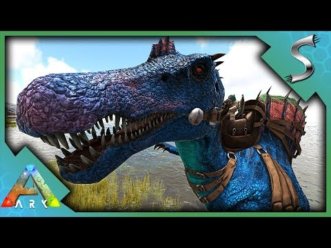 FULLY MUTATED BATTLE SPINO! BREEDING FOR THE SPINOSAURUS ARMY! - Ark: Survival Evolved [S4E133]