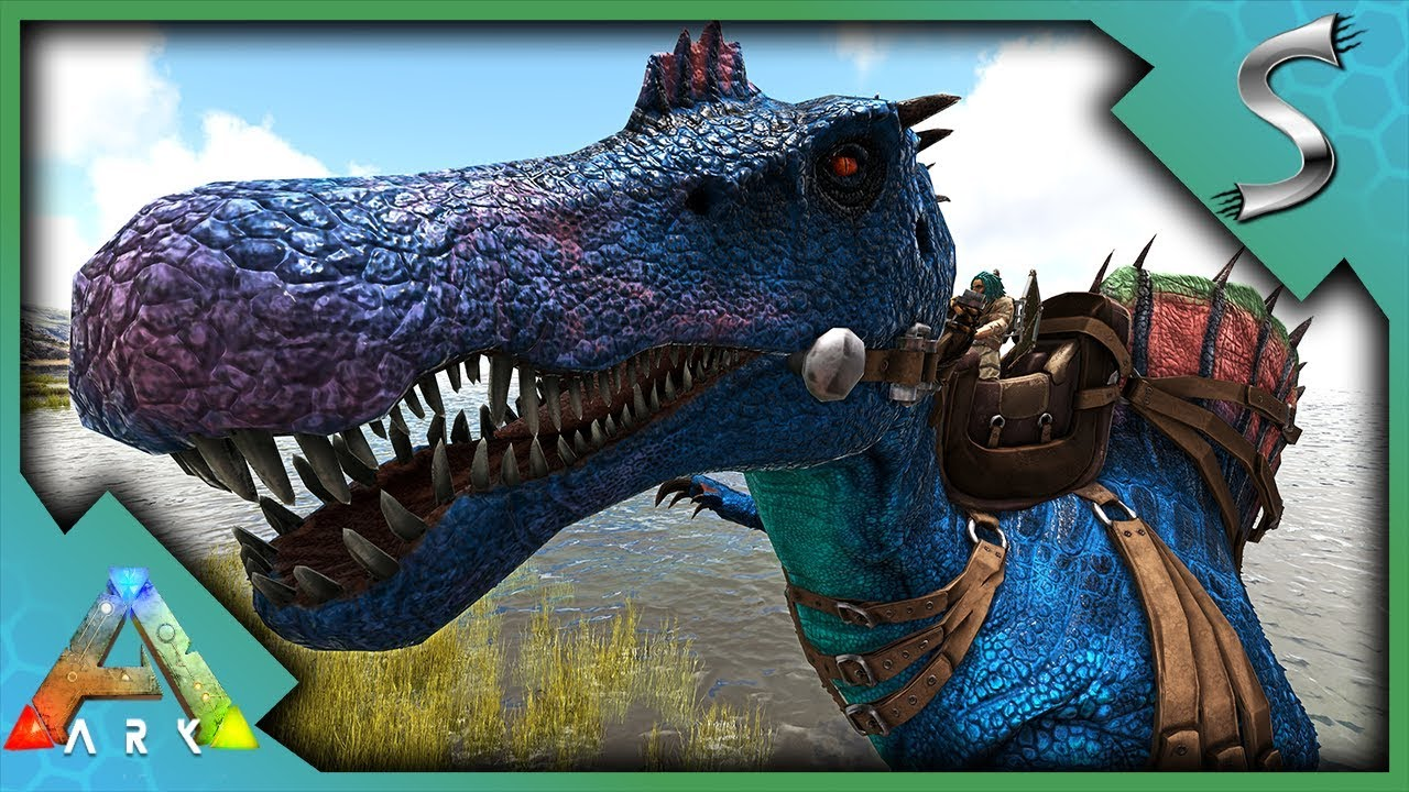 Fully mutated battle spino breeding for the spinosaurus army ark breeding for the spinosaurus army ark survival evolved s4e133 malvernweather Images
