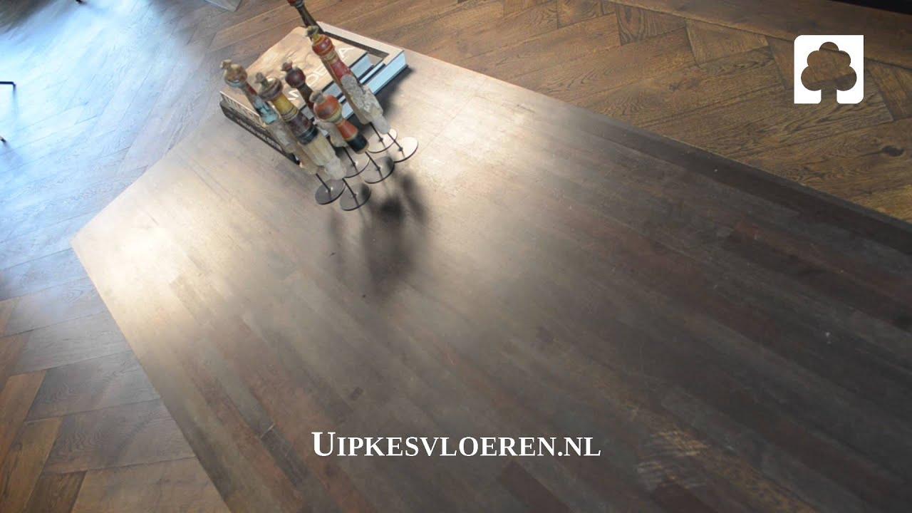 Vloerverwarming houten vloer uipkes houten vloeren youtube