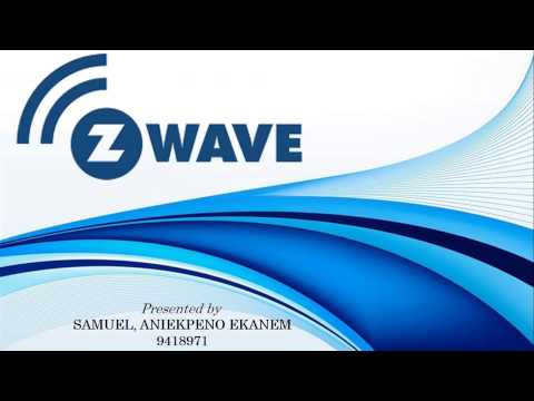 Z Wave Communication Protocol