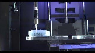 Adam Feinberg Demonstrates 3-D Bioprinting Process