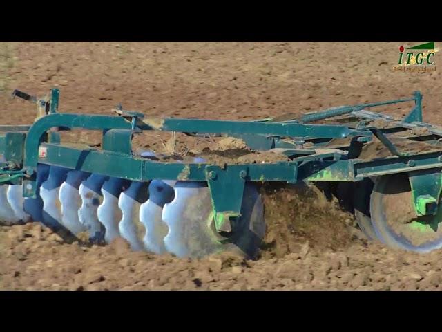 Travail du sol سلسلة المسار التقني للزراعات الواسعة الجزء الأول:  خدمة التربة