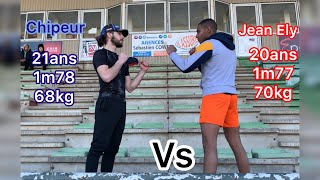YOUTUBE FIGHT CLUB - COMBAT #6 Jean Ely vs Chipeur