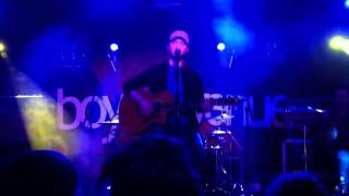 Boyce Avenue - Back For Good (LIVE in Birmingham)