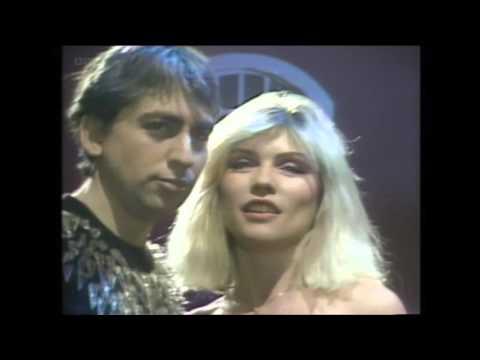 Blondie - Rapture - TOTP 1981 [HD]