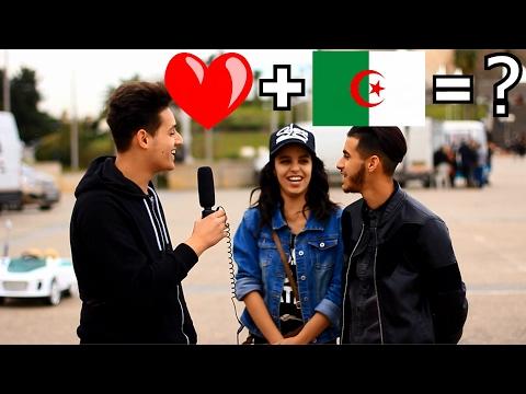 EST-CE QUE L'AMOUR EXISTE EN ALGÉRIE ? - كاين الحب في الجزائر؟ (ft. Abdou Soula)